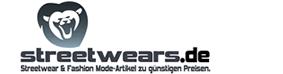 streetwears.de - Streetwear & Fashion Mode-Artikel zu günstigen Preisen.