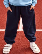 Kids Classic Elasticated Cuff Jog Pants