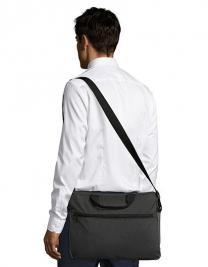 Dual Material Briefcase Porter