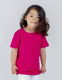 Baby-Kids` Crew Neck T-Shirt